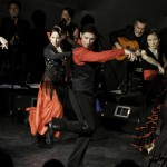 Flamenco Footwork