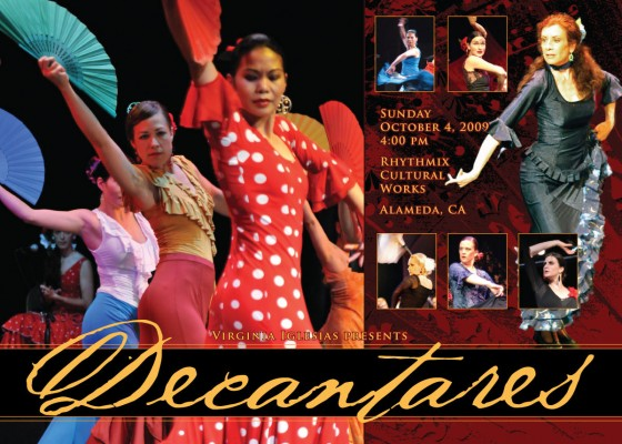 Decantares ~ Alameda ~ October 2009